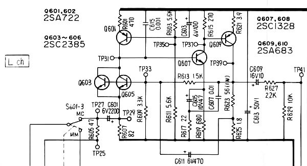 a flat moving coil preamp using paralleled amplifiers - page 3